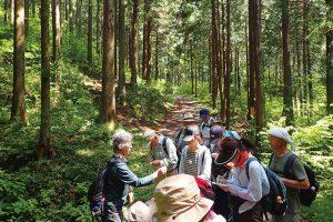 「自然観察会」や「環境講演会」の開催