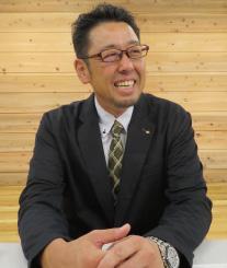 旭フォークリフト株式会社 横江社長1