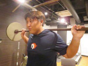 藤本遼選手3