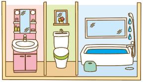 トイレ・浴室の改修ポイント