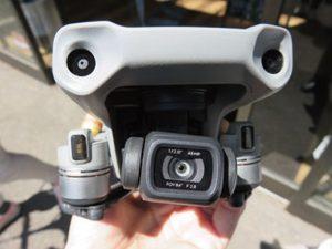 高性能カメラを搭載しているドローン